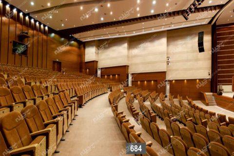 صندلی آمفی تئاتر 684